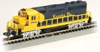 Santa Fe #3808 - GP40