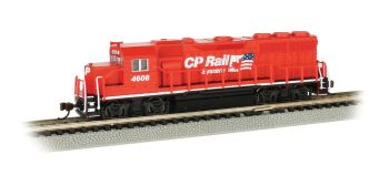 CP Rail #4608 - GP40 - DCC Econami Sound Value