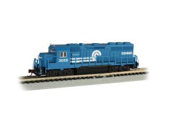 Conrail #3056 - GP40