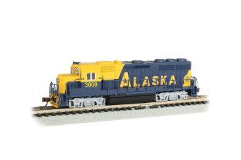 Alaska #3009 - GP40