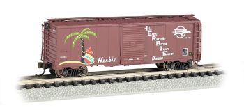 Missouri Pacific - HERBIE - AAR 40' Steel Box Car
