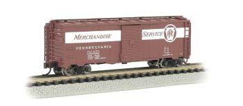 PRR #92419 Merchandise Service - AAR 40' Steel Box Car