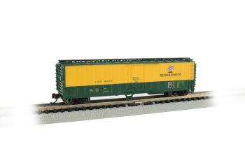 Chicago & Northwestern - ACF 50' Steel Reefer