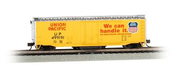 Union Pacific?� #499191 - Track Cleaning 50' Plug-Door Box Car