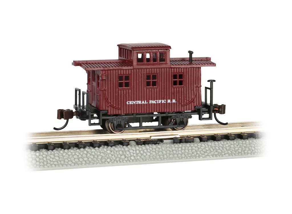 Central Pacific - Old-Time Caboose