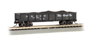 D&RGW #50435 - 40' Gondola