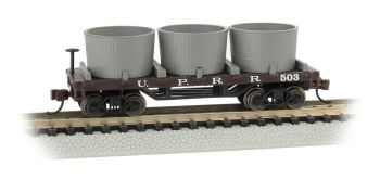 Union Pacific - Old-Time Water Tank Car