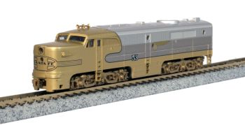 ALCO PA-1 Santa Fe Goldbonnet w/ Ready-to-run DCC