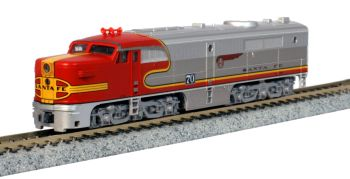 ALCO PA-1 Santa Fe Warbonnet 70L  w/ Ready-to-run DCC
