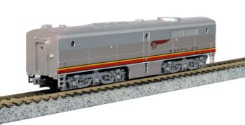 ALCO PB-1 Santa Fe Warbonnet 70A w/ Ready-to-run DCC