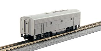 EMD F7B Freight Undecorated