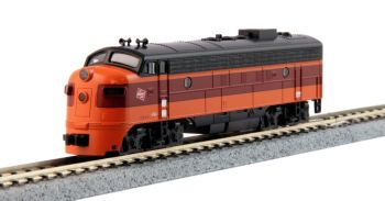 EMD FP7A Milwaukee Road w/ Ready-to-Run DCC #95C