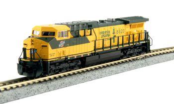 GE AC4400CW Chicago & North Western #8820 w/ Pre-installed DCC