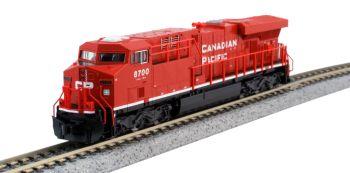 GE ES44AC Canadian Pacific #8700