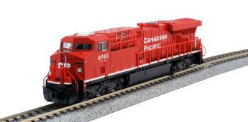 GE ES44AC Canadian Pacific #8743 w/ Ready-to-Run DCC