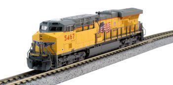 GE ES44AC Union Pacific #5467 w/ Ready-to-Run DCC