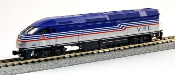 MP36PH Virginia Railway Express #V52