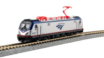 Siemens ACS-64 Amtrak #648 w/ Pre-installed DCC