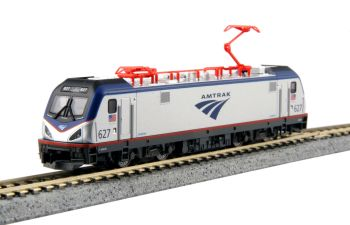 Siemens ACS-64 Amtrak #627 w/ Pre-installed DCC