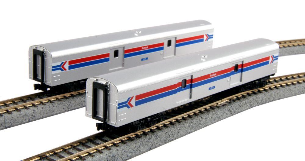 Amtrak Amfleet I&II, Viewliner I&II
