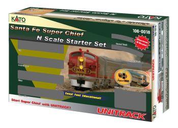 Santa Fe Super Chief Starter set