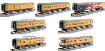 Union Pacific Excursion Train 7-Car Set