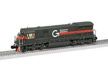 Guilford Delaware & Hudson LEGACY U33C #650