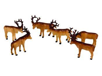 Polar Express Caribou Animal Pack
