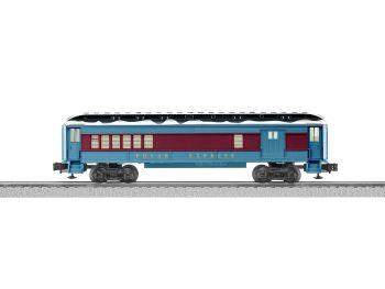 Polar Express Combination Car w/Snow