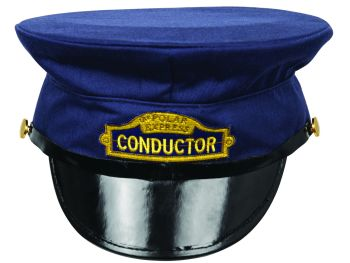Polar Express Conductor Hat
