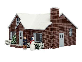 Polar Express Hero Boy's House