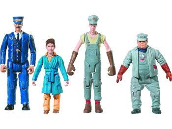 Polar Express Original Figures