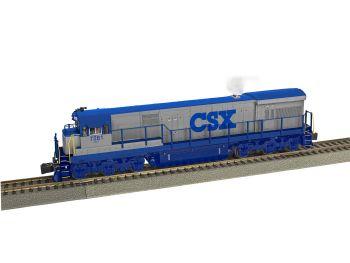 CSX AF LEGACY U33C #7281