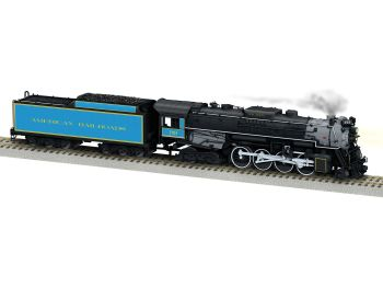 American Railroads AF LEGACY Berkshire #759