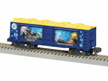 Gilbert Aquarium Car #9420