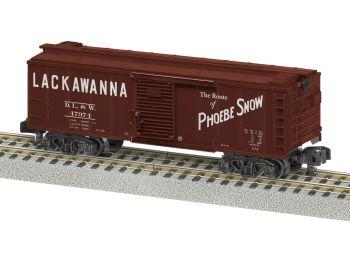 Delaware Lackawanna & Western Boxcar #47974