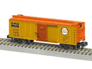 Frisco FreightSounds Boxcar