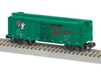 Great Northern Boxcar #27710