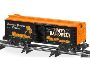 Halloween Boxcar