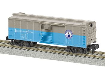 Lancaster & Chester Boxcar #611