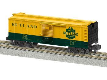 Rutland Boxcar #385