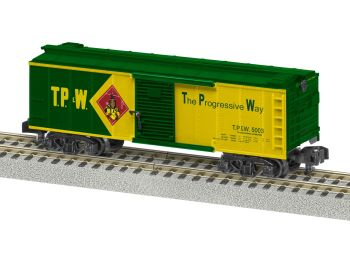 Toledo Peoria & Western FreightSounds Boxcar