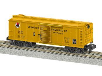 Vesuvius Crucible FreightSounds Boxcar