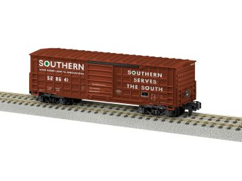 Southern #528641 Waffle Sided Boxcar