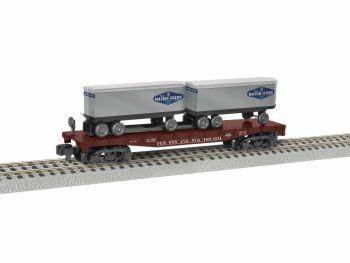 Mason-Dixon / PRR TOFC Flatcar #469601