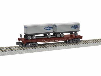 Mason-Dixon / PRR TOFC Flatcar #469642