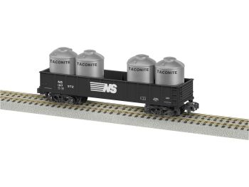 Norfolk Southern Gondola w/ containers