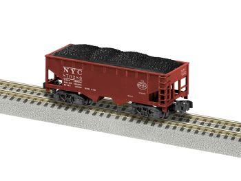 New York Central #870048 2-Bay Hopper