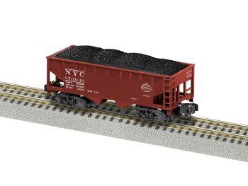 New York Central #870289 2-Bay Hopper