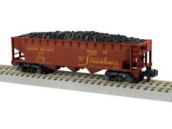 Union Pacific 3 Bay Hopper #90326